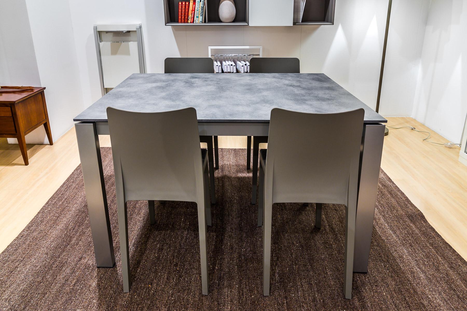 Calligaris tavolo duca 4 sedie ms4 vallatinnocenti for Offerte tavoli calligaris